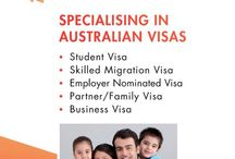 Immigrate to Australia / Information about immigration to Australia