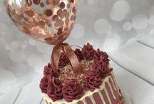 Cakes & cupcake goals