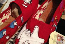 Shoes - Other movie characters / Other movies - planes, dr seuss, up