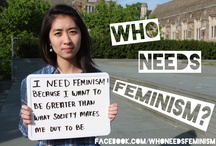 Feminism for all / by Planned Parenthood of SW & Central FL ♥