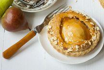 Sweets and Treats / Recipes - desserts  / by Tiffany Martin