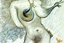 Women breast