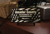 Amador County Chamber of Commerce / BCG activities with the Amador County Chamber of Commerce based in Jackson, California.