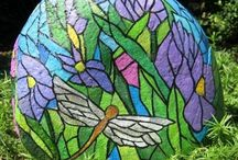 Rock Art ~ Painting & More / by Sylvia