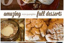 Autumn Eats