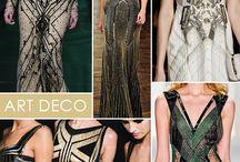 Fashion - Art deco dresses