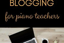 Piano Studio Business Resources / Business resources for piano studios and independent music studios