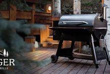 TRAEGER / SONO ARRIVATI: ecco a voi i TRAEGER, gli innovativi barbecue a pellet.