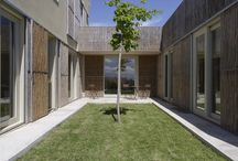 architecture | courtyards