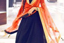 Salwar suit combos