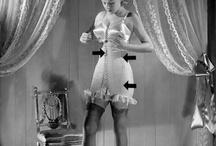1920's - 1950's Fashion / 1920s-1950s fashion