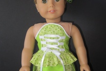 Doll Costumes and Sports / by Jennifer Kirkpatrick