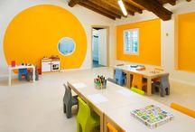 Diseño salas educativas