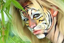 face painting / by Enza Magrino