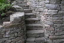 stone landscaping