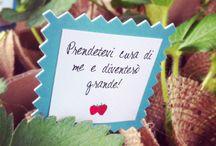 ISI EVENTI ♡ Bomboniere e Baby shower / www.isieventi.com Curare il dettagli è la mia passione..