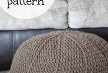 Knitting, Crocheting, Yarn, String, Sewing, Thread / by Caryn Terres