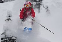 Freeskiing / Just nice pics of some crazy free-skiers perhaps mostly in powder