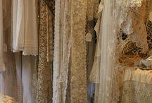 Lace & linens♡