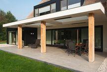 Overkapping, carport, veranda, pergola