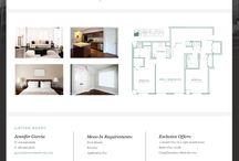 Real Estate Branding & Websites / Websites y branding para desarrollos inmobiliarios