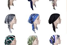 Printed Pretieds / Printed Pretieds for Women with Hair Loss