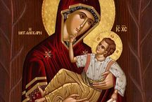 Today Orthodox celebrate the day that Holly Virgin Mary was taken to the temple by her parents! / Many wishes to every unmarried Mary and Despoina!