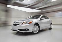 Acura Cars and News