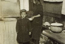 Tenement living early 1900s