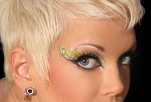 Halloween makeup / by Amanda Parker