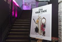 Feed Your Face Media Event / We invited Media and Special Guests along to a gorgeous Masterclass and Dinner hosted by Executive Chef, Adam D'Sylva to launch our NEW Expert Facial Masks! #daretomask