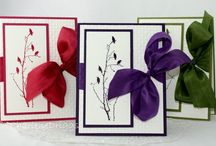 Stampin' Cards - Florals