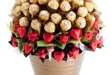 chocolat bouquet cadeau