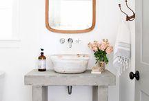 DIY Salles de Bains / Bricolage à faire soi-même pour salle de bain