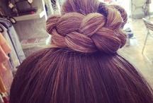 hair // beauty  / by Emma Janowicz