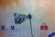 Art postal / Mails art envoyés par Laurence Gillot