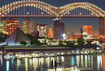 It's Memphis Y'all!!! / Places, Food, Nature & Fun