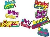 Preschool Interest Learning Centers / There are so many interest learning centers for preschool from art to science to writing.  Here are the many centers you can have, how to set them up, what materials you'll need and what preschoolers learn in each center!