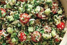 salads // sides / by Nina Riley