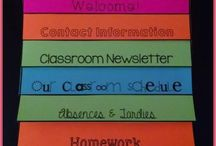 Back to School / teacher resources, classroom organization, classroom decor, mrsquimbyreads