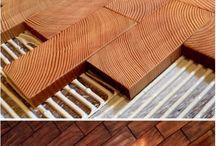 flooring & wall panels