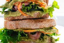 Drool Worthy Sandwiches / by She Rocks Fitness
