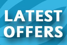 Latest Offers / Get to know about our LATEST OFFERS!