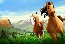 SPIRIT THE HORSE ♥♥♥