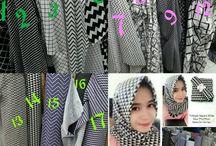 pashmina hijabers