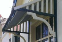 Federation awnings