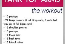 Arm Workouts / by Abbie Moore