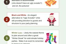 """""""3 Tips For A Smashing Holiday Party"""" / Tips for having a smashing holiday party"""