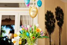 Easter Decorating Ideas / Different ways to decorate for Easter!