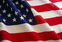 """AMERICA THE PROUD / """"Let every nation know, whether it wishes us well or ill, that we shall pay any price, bear any burden, meet any hardship, support any friend, oppose any foe, in order to assure the survival and the success of liberty.""""                                                                                                                             John F. Kennedy     / by Diane"""